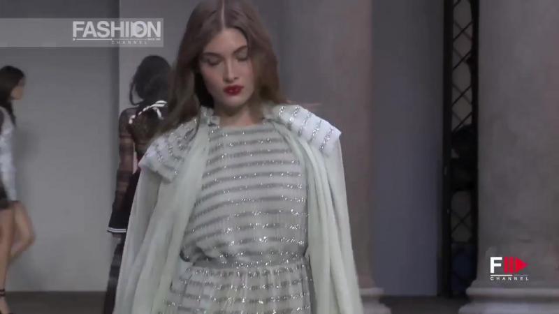 GRACE ELIZABETH Model 2017 - Fashion Channel