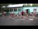 Выступление 3 отряда на линейке открытия 3 смены 2017