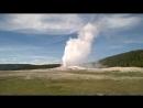 Извержение гейзера Старый служака