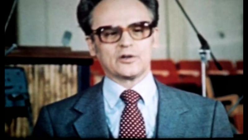 Мой американский дядюшка (Франция, 1980) вступительное слово Г. Капралова в советской прокатной копии