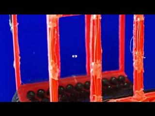 Британские учёные создали устройство, которое заставляет еду левитировать