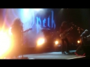 Opeth. Yotaspace. 11.10.2017. The Drapery