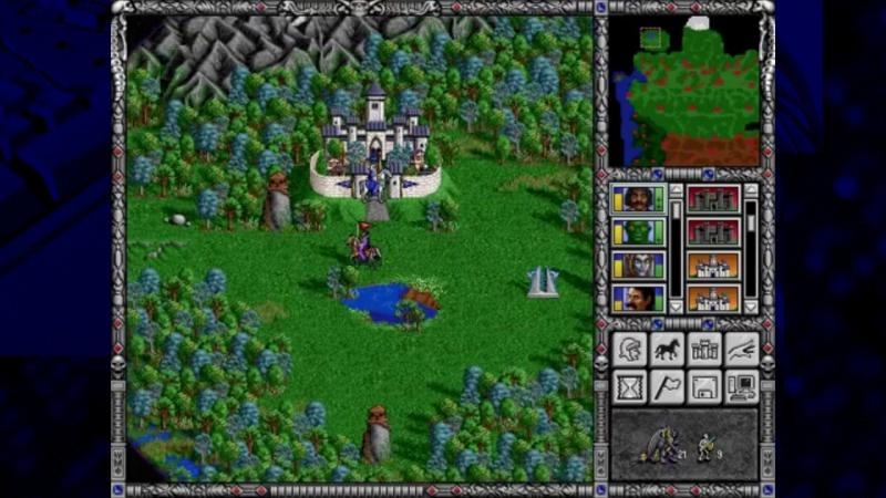 OLD-обзор Heroes of might and magic 2 _ by Graf » Freewka.com - Смотреть онлайн в хорощем качестве