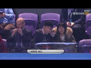 180205 Kris Wu @ Super Bowl