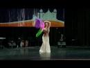Корона Lubna Emam 2018 Александра Баландина на Неделе арабской культуры
