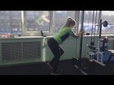 Упражнения на бедра и ягодицы