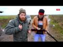 Стрельба из двустволки ИЖ-27_ баллоны и шлемы вдребезги
