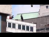 Неудачный трюк Тома Круза на съемках «Миссия невыполнима 6»