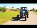 Трактор МТЗ-50 Беларусь Сельхозтехника СССР Обзор Ретро Тест-драйв