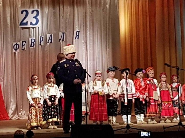 Рязанские казаки подтвердили полномочия атамана Даценко Tei4iSrVRwM