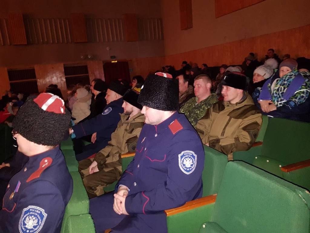 Рязанские казаки подтвердили полномочия атамана Даценко LggzEw7G1Wc