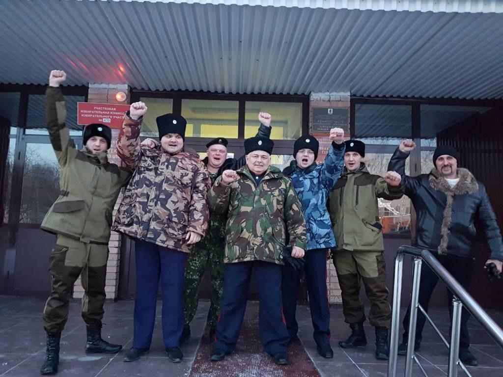 Рязанские казаки подтвердили полномочия атамана Даценко D-_9962ZwrQ