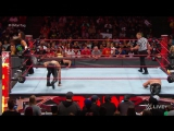 RAW Rollins, Ambrose &amp The Hardy Boyz vs. Cesaro, Sheamus, Gallows &amp Anderson (Sept. 11, 2017)