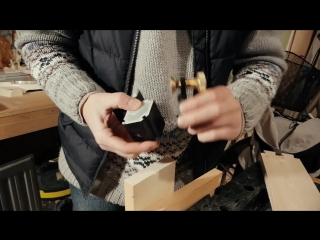 Dovetail joint - How to cut easy and fast