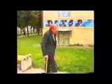 Олег Мэн На Съёмках фильма БРОДЯГА 1996