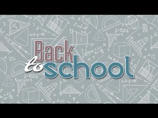 Футаж_Back 2 school