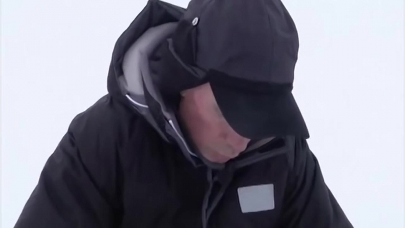 Зимняя рыбалка. Уроки ловли леща на чертика от профи. (1)