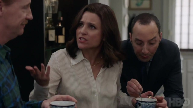 ВИП ¦ Вице-президент ¦ Veep - 6 сезон 10 серия Промо Groundbreaking (HD) Season Finale