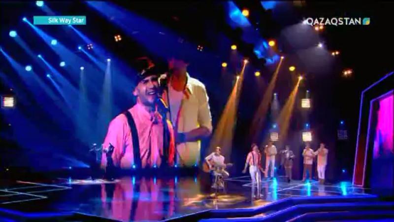«Silk Way Star» сахнасында башқұрт әншісі биылғы жаздың хит әнін шырқады - YouTube