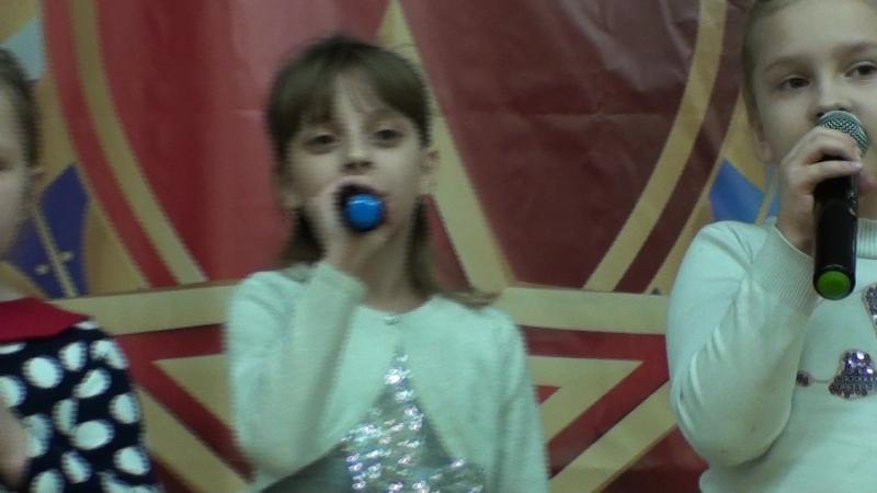 Трио девочек Микро Фон - Крейсер Аврора