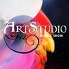 Шоу мыльных пузырей ARTSTUDIO72. г.Тюмень