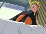 Funny Moments - Naruto Tries to Peek at Kakashis Face - Naruto Shippuuden ep 33