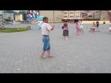 Ачинск 22.06.2017 танцор диско