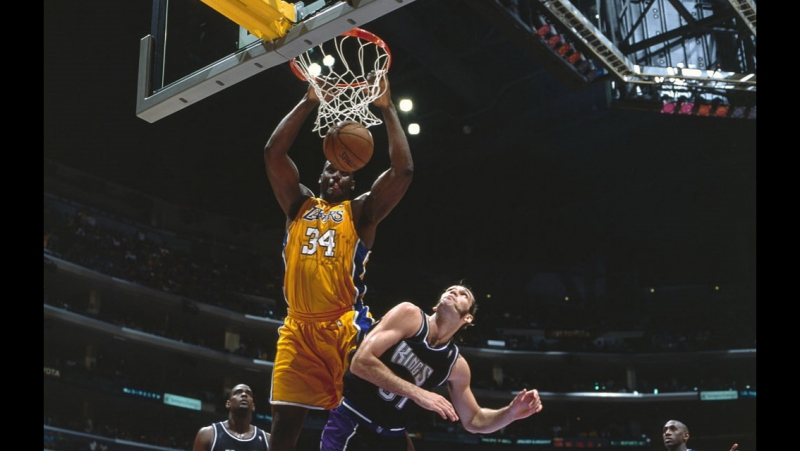 2001 - Los Angeles Lakers / Sacramento Kings (West Semifinals, Game 1)