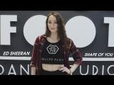 Ed Sheeran - Shape of You | Jazz Funk Сhoreo by Kondratieva Tanya |Good Foot Dance Studio