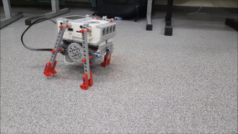 Шагающий робот