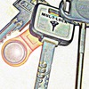 Изготовление ключей Mul-Т-Lock Cisa Abus Mifare