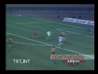 Lig Özetleri - 1990 - 1991 Sezonu - 12. Hafta - Beşiktaş 1 - 1 Galatasaray