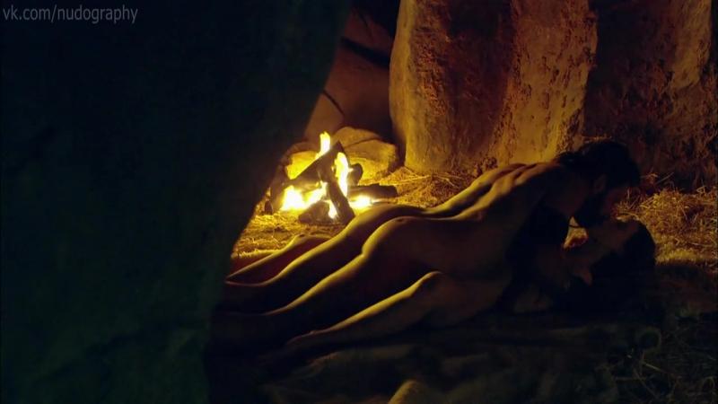 Мануэла Вельес (Manuela Velles) голая в сериале Римская Испания, легенда (Hispania, la leyenda, 2010) s01e07