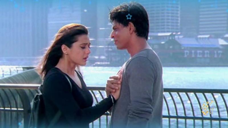 Shah Rukh Khan Preity Zinta - Суженый мой