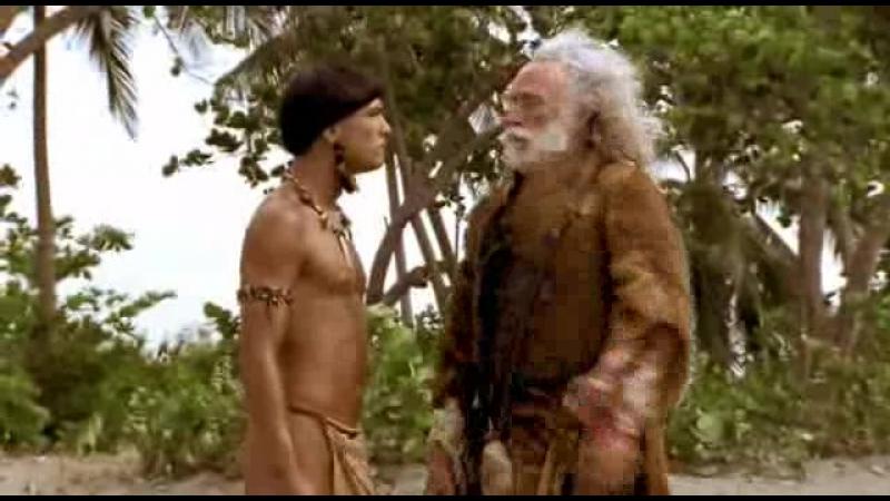 Robinson Crusoë (Робинзон Крузо) [2003] (отрывок)