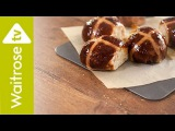 Get Baking with Paul Hollywood Hot cross buns Waitrose