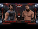 WFW Raw - Seth Rollins vs Dexter The Butcher [1/4 Final of Raw Tournament]