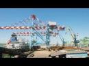 Опыт эксплуатации: Морской порт (Группа компаний ТИС, Одесса, Украина)