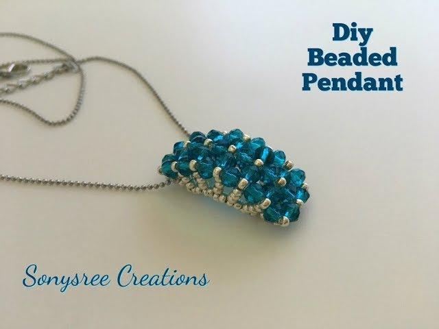 Charming Pendant ! DIY Christmas Gift Ideas 🎄🎅🏻Super Easy Tutorial DIY