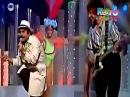 Two Man Sound Disco samba retro video with edited music HQ