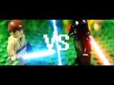 LEGO Star Wars (анимация) что если бы Харисон Форд играл джедая