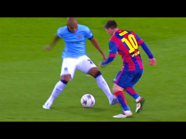 Lionel Messi - Greatest Dribbling Skills Ever ● HD