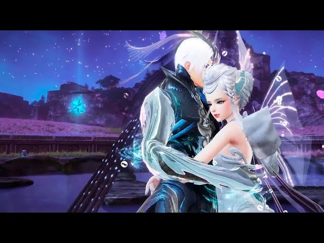 Revelation Online 天谕 - New Ocean Fashion (七夕 Tanabata)