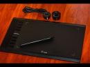 Куплено на AliExpress: Ugee M708 графический планшет