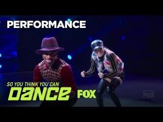 Dassy & Fik-Shun's Jazz Performance | Season 14 Ep. 12 | SO YOU THINK YOU CAN DANCE
