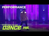 Mark Villavers Solo Performance | Season 14 Ep. 13 | SO YOU THINK YOU CAN DANCE