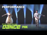 Mark & Comfort's Contemporary Performance | Season 14 Ep. 12 | SO YOU THINK YOU CAN DANCE