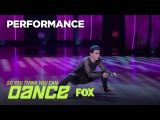 Kaylee Millis Solo Performance | Season 14 Ep. 12 | SO YOU THINK YOU CAN DANCE