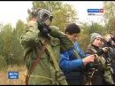 Кировские школьники проверили свои силы в военно-спортивной игре Зарница (ГТРК