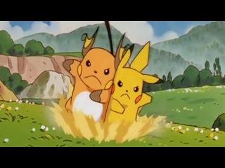 Pikachu VS Raichu Drift Race Battle! ! !